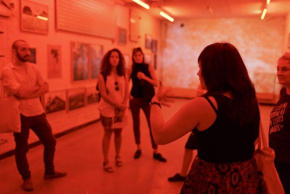Rencontre avec Laia Abril dans son exposition