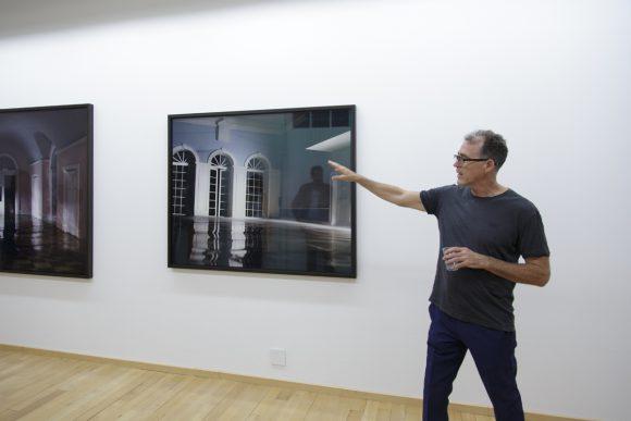 Rencontre avec James Casebere dans son exposition