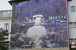 """""""Dans le port du Havre"""" de Pierre et Gilles. Photo © Céline Michel / Festival Images Vevey 2016"""