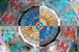 Michael Hoch, CMS MatterAntiMatter symmetry #2 © Michael Hoch