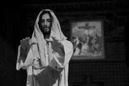 Christan Jankowski, Casting Jesus © Luise Müller-Hofstede