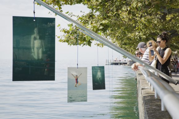 Visitors can fish the Lake Geneva sirens with