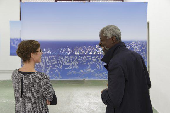 Rencontre avec Corinne Vionnet dans son exposition