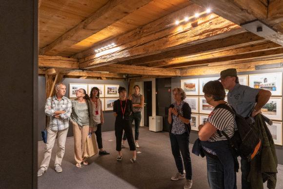 Meeting Magali Koenig in her exhibition